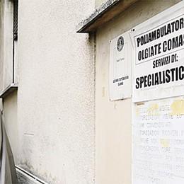 Lavori sulla rete elettrica  Il poliambulatorio resta chiuso