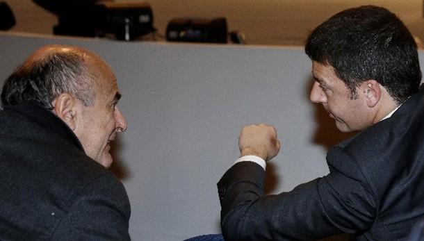 Renzi, con Italicum Bersani era premier