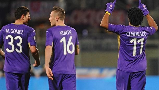 Coppa Italia: Fiorentina ai quarti