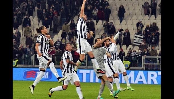 'Juve a +5 su Roma e polemiche sparite'