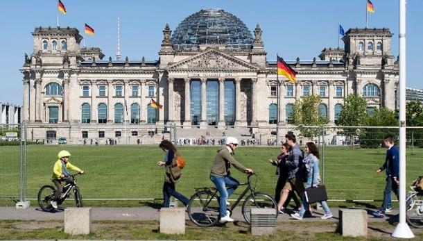 Germania: crollo indice Zew a maggio