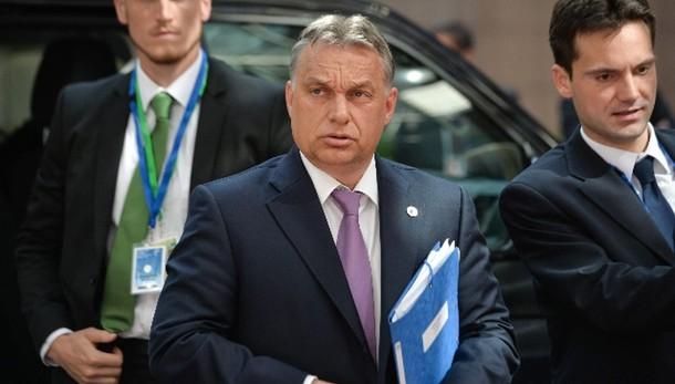 Orban, piano Ue immigrazione è malsano