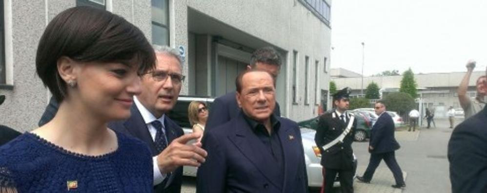 Saronno: arrestato  al comizio di Berlusconi  Patteggia cinque mesi