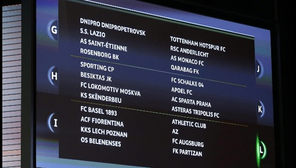 E.League, buon sorteggio per italiane
