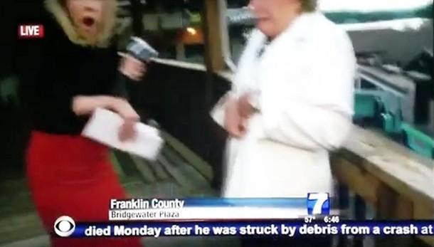 Spari in diretta, ferita ha perso rene