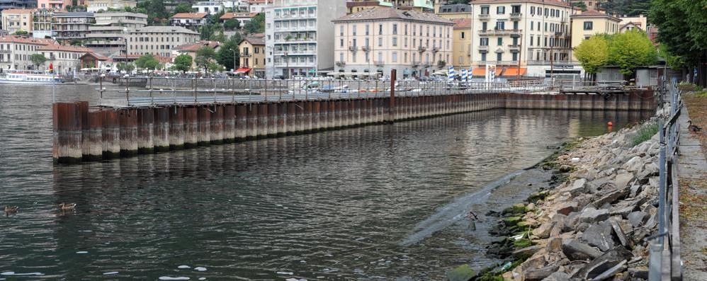 Raffaele Cantone svela tutti i dettagli sul cantiere delle paratie