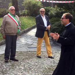 Erbese: festa per il nuovo sacerdote  Quattro paesi e 14 chiese