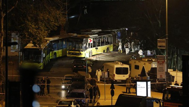 Istanbul: 29 le vittime dell' attacco