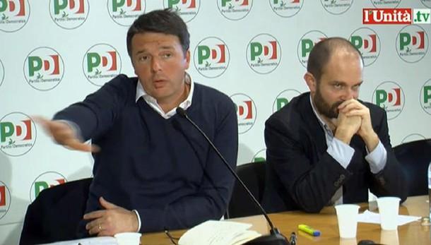 Renzi, congresso Pd ma voto imminente