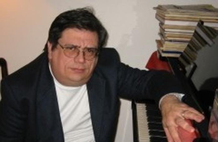Il maestro Vincenzo Balzani