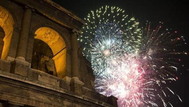 Capodanno Roma, fioriere antisfondamento
