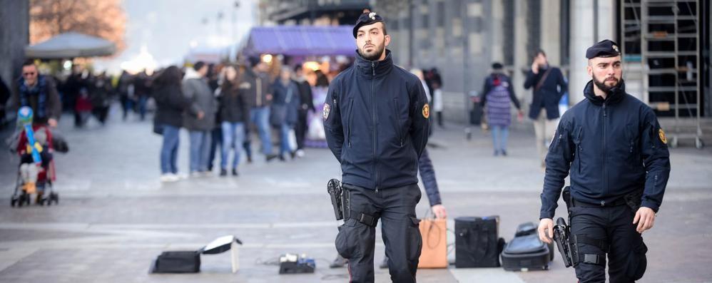 Nuclei antiterrorismo in città Brindisi blindato a mezzanotte