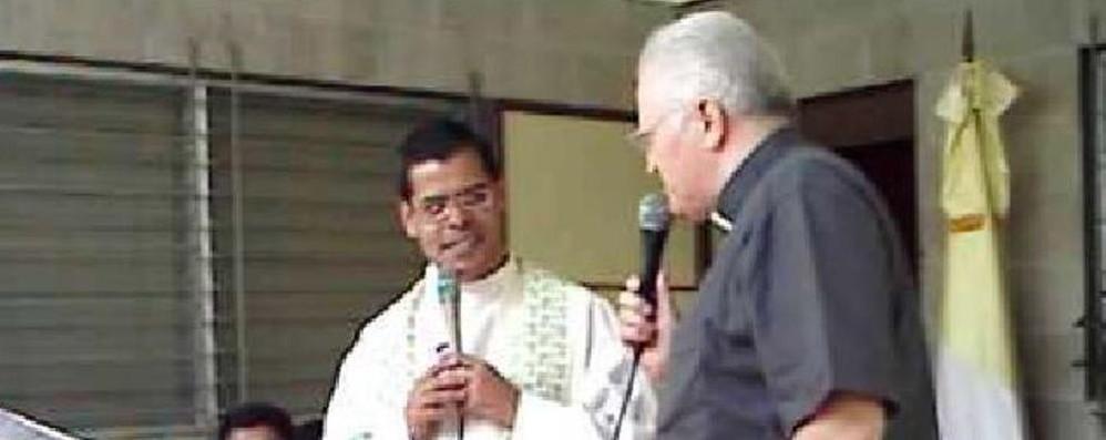 Padre Antonio Galli   morto di malaria in India
