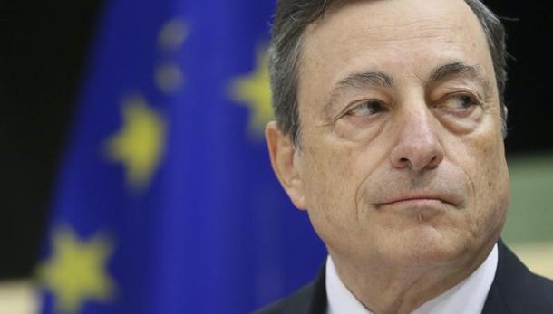 Bce:Pil Eurozona +1,7% 2016-17, poi 1,6%