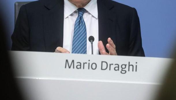 Draghi, Italia saprà cosa fare su banche