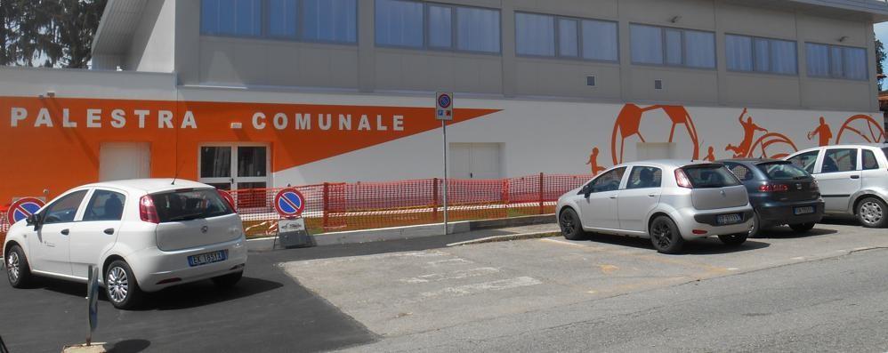 Un milione da Roma a Olgiate  «Palestra meno cara e scuola più sicura»