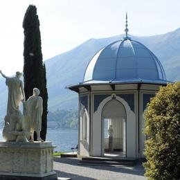 """Parco più bello d'Italia"": vince Villa Melzi"