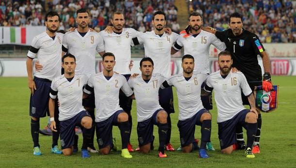 Amichevoli: Italia-Francia 1-3