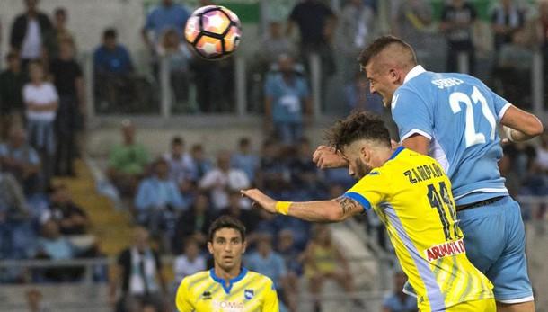 Anticipo serie A: Lazio-Pescara 3-0