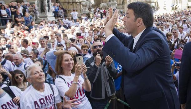 Manovra: Renzi, più risorse per disabili