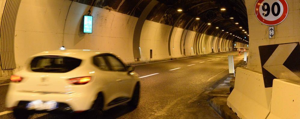 «I limiti? Super più sicura» Nei tunnel aria di novità