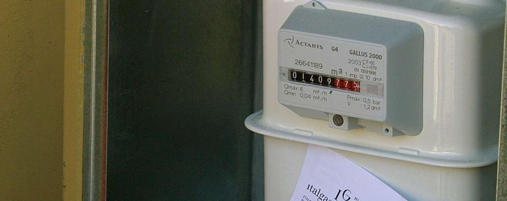 Gas, rivoluzione a Como  Cambiano tutti i contatori