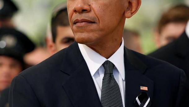 Peres: Obama, ha forgiato storia Israele