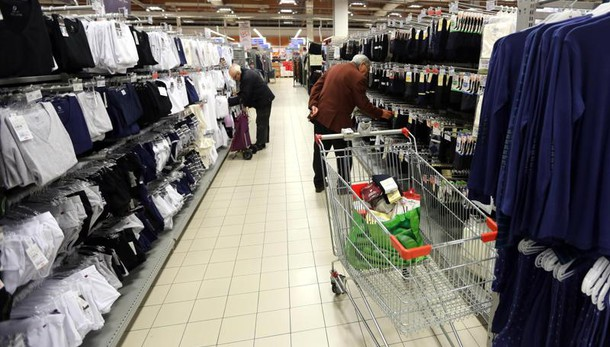 Ue-19: sale inflazione, 0,4% a settembre