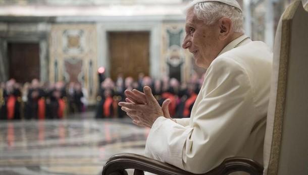 Ratzinger, non amavo visite dei politici
