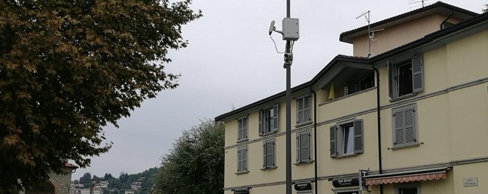 S. Fermo, paese di telecamere  Ce n'è una ogni 125 abitanti