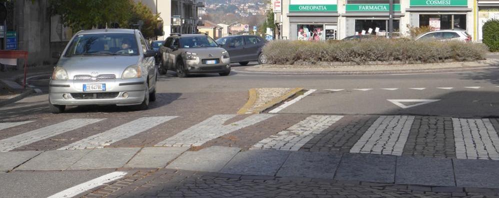 Traffico a Cantù, mossa anti-code  Spariscono i dossi della discordia