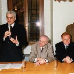 Venticinque anni fa l'addio a Casati  Brenna invita il presidente Mattarella