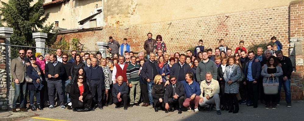 Maxi raduno familiare  A Veniano 107 Scalzo