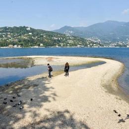 Allarme siccità, vertice in Regione  «Lago di Como pieno solo per il 7%»