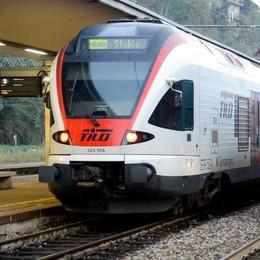 Tragedia su un treno Muore fulminato sul tetto