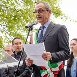 L'ultimo 25 Aprile di Lucini sindaco  «Parteciperò anche da cittadino»