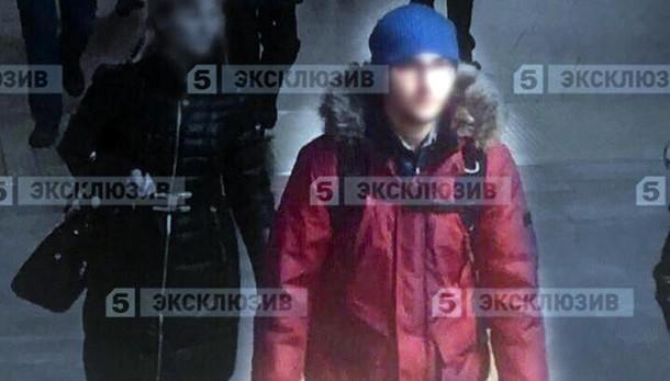 San Pietroburgo: immagini 2.o sospetto