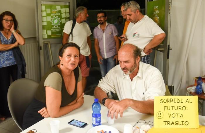 Como sconfitta elezioni amministrative sindaco Maurizio Traglio