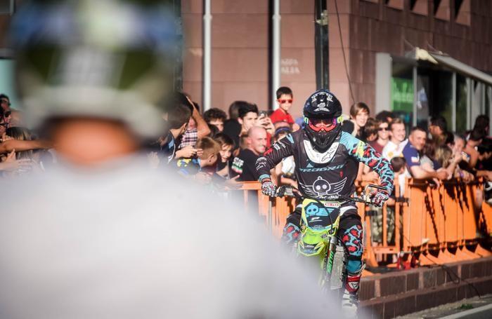 Olgiate Comasco Free Style Motocross Show, spettacolo di moto acrobatiche