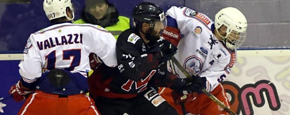 L'Hockey Como e Casate  Vuole una deroga per il pubblico