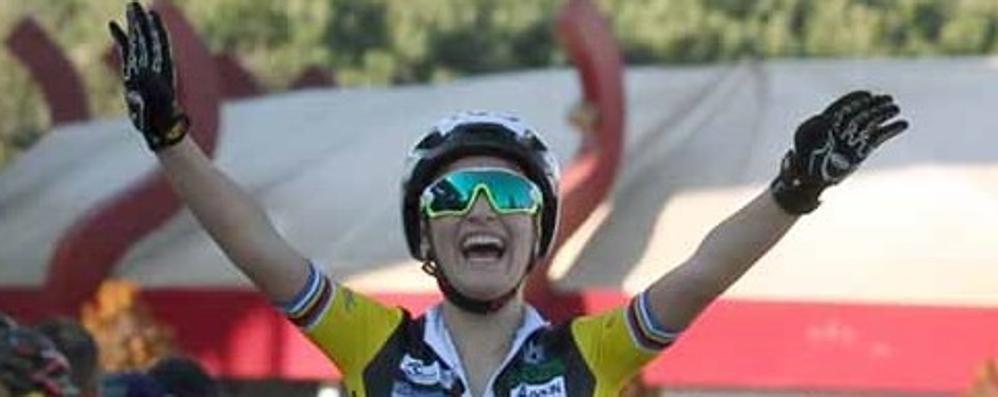 Grillo campionessa d'Italia  È la sua quinta volta