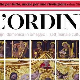 L'Ordine: il nuovo libro  di Papa Francesco