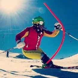 Gilardoni, ora lo Ski cross Ed è subito in Nazionale