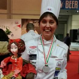 La Boss delle torte è di Olgiate  Rappresenta l'Italia ai mondiali