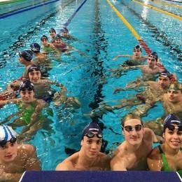 Como Nuoto, una doppia festa Garofalo e il ritorno di Clerici