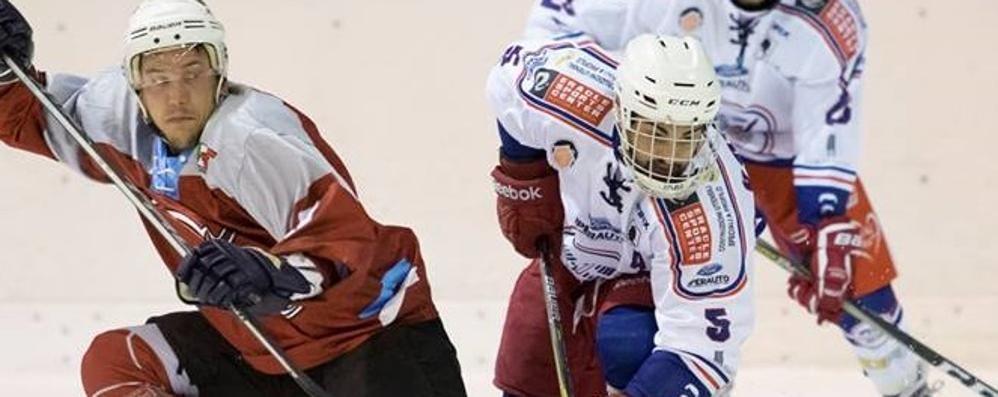 Hockey Como ko   nell'ultima sfida