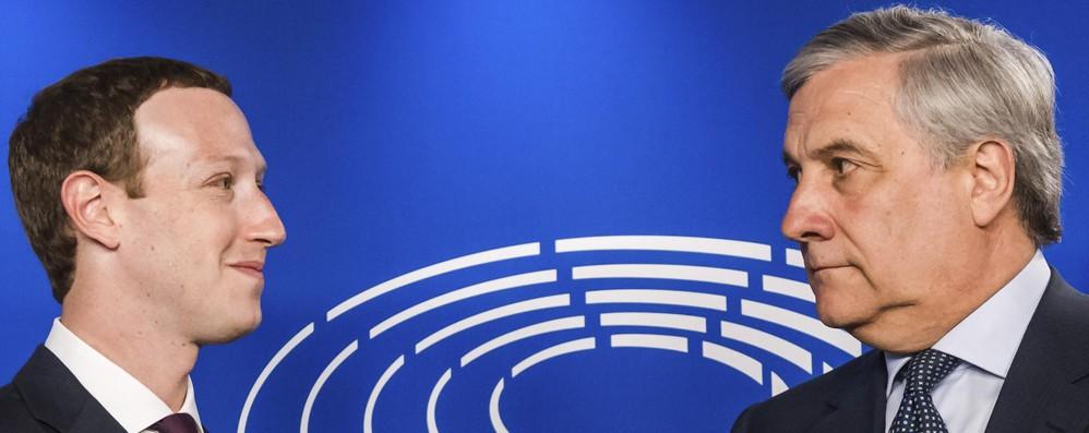 Zuckerberg all'Ue: 'Chiediamo scusa'. Tajani: 'Non basta'