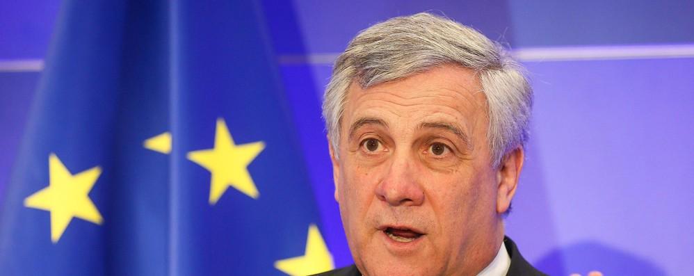 Tajani riceve premio Lord Jakobovits da rabbino di Bruxelles