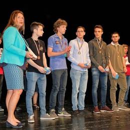 Olimpiadi di informatica  Agli studenti della Magistri  la medaglia di bronzo