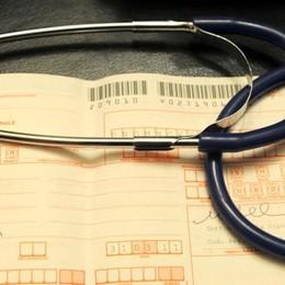 Sanità, dal 1° luglio ticket dimezzati  Ci sono anche nuove esenzioni